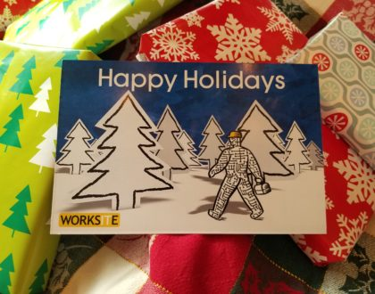 Happy Holidays from WorkSite