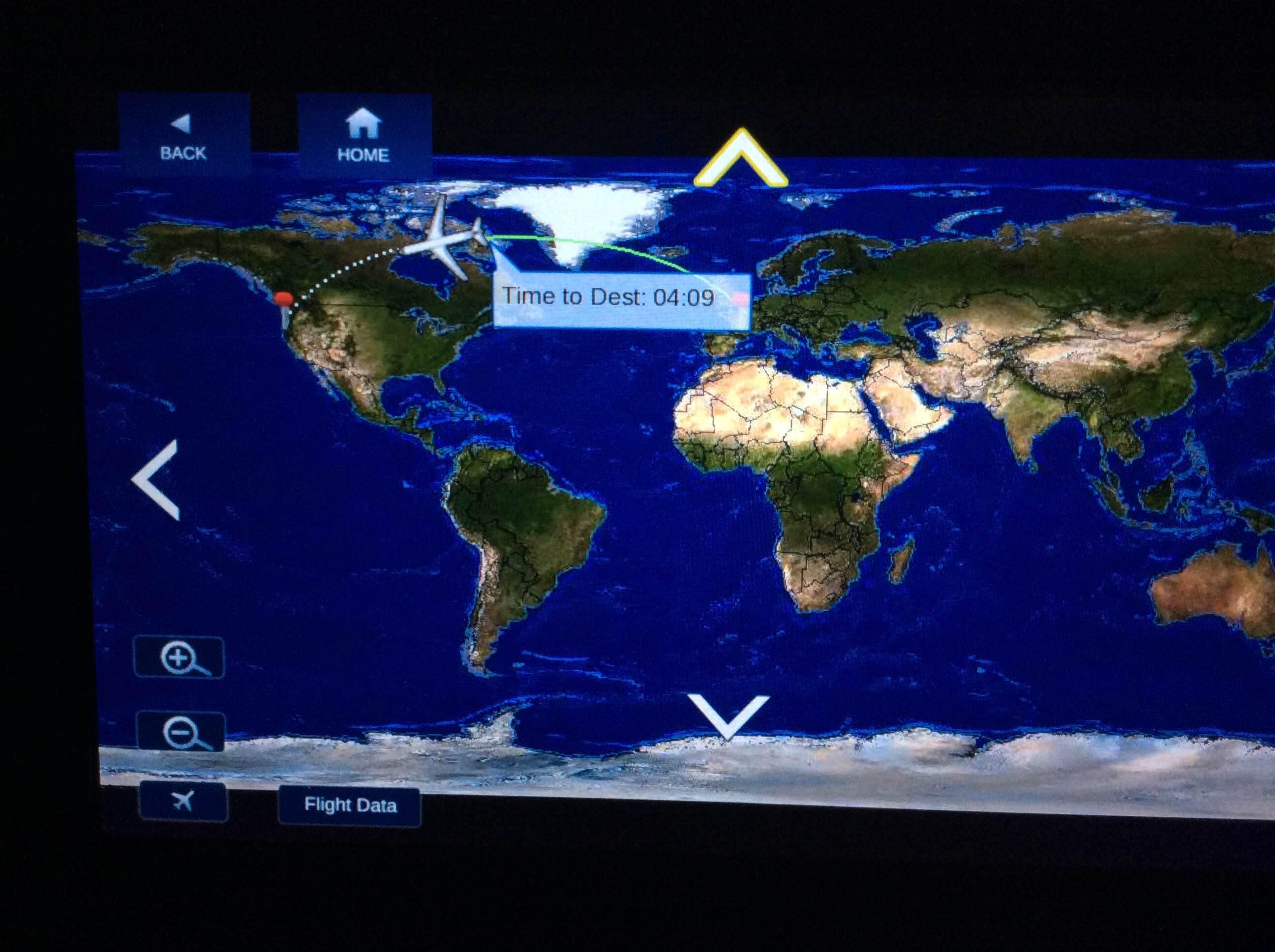 Building a Website at 36,000 Feet